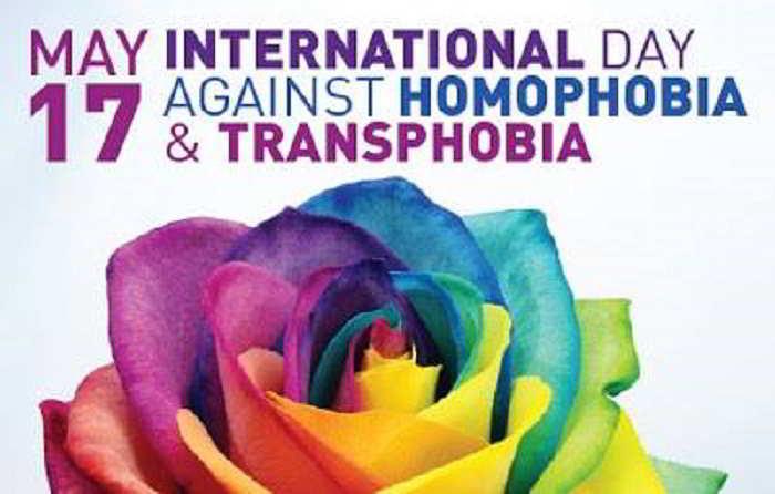 Giornata internazionale contro l'omofobia, la transfobia e la bifobia 2021