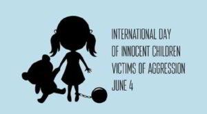 giornata internazionale bambini vittime di aggressioni